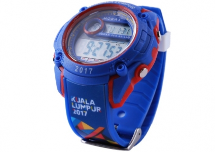 Digital Watch (Blue)