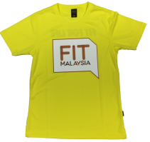 Fit Malaysia Classic (Yellow-Neon)