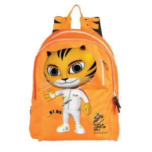 KL2017 School Bag pack (orange)