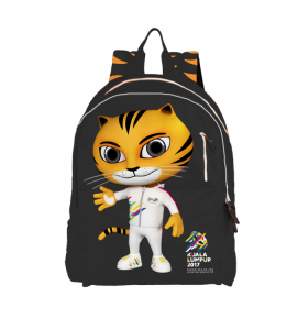 KL2017 School Bag pack (Black)