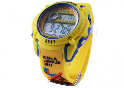 Digital Watch (Yellow)