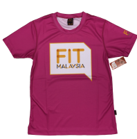 Fit Malaysia Classic (Pink-Lily)
