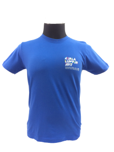 KL2017 KL KIDS COTTON TSHIRT (Royal Blue)