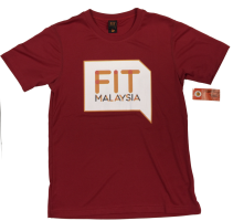 Fit Malaysia Classic (Red-Ruby)