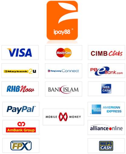 iPay88 payment gateway